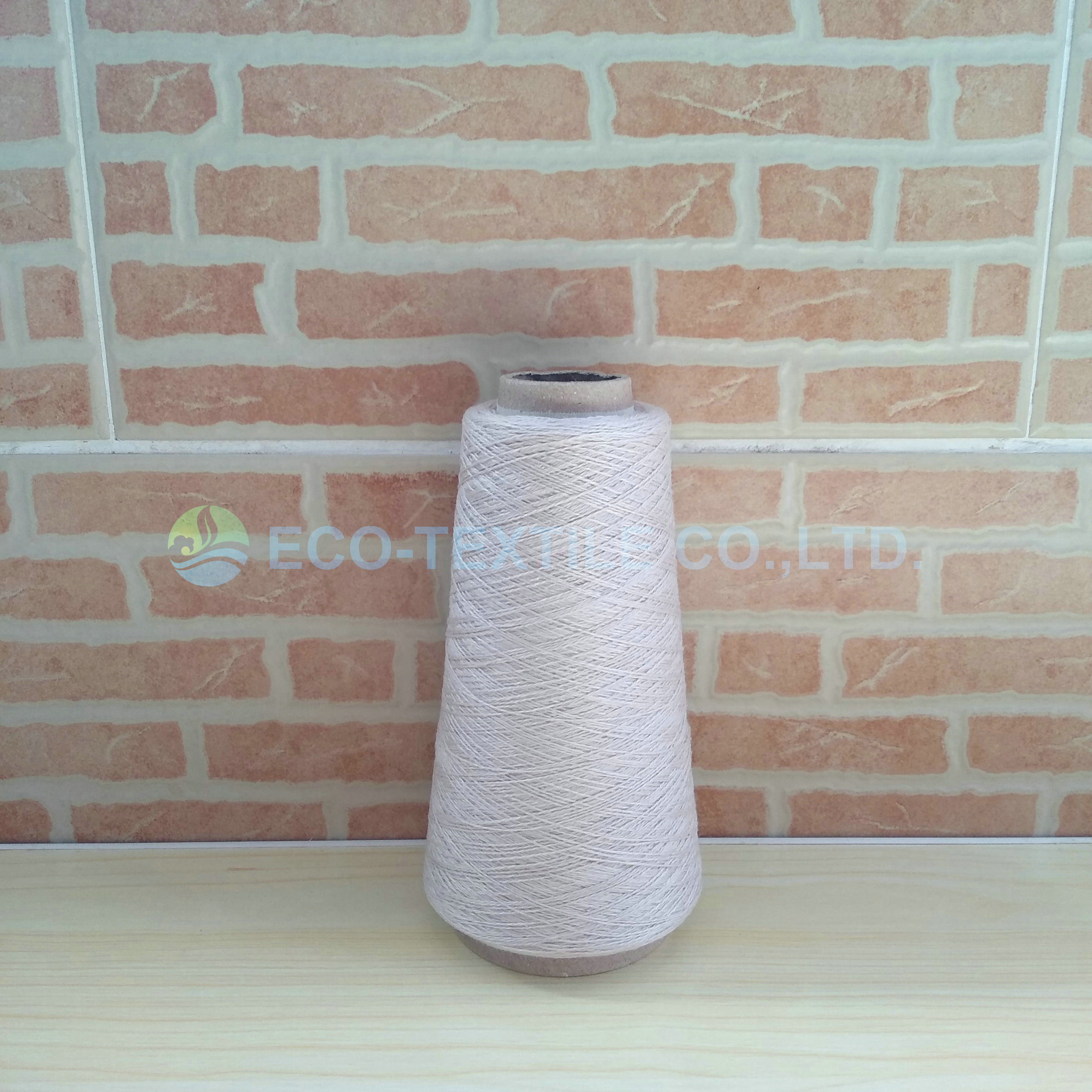 55MULBERRY SILK/45CASHMERE BLENDED WEAVING YARN -28NM/2