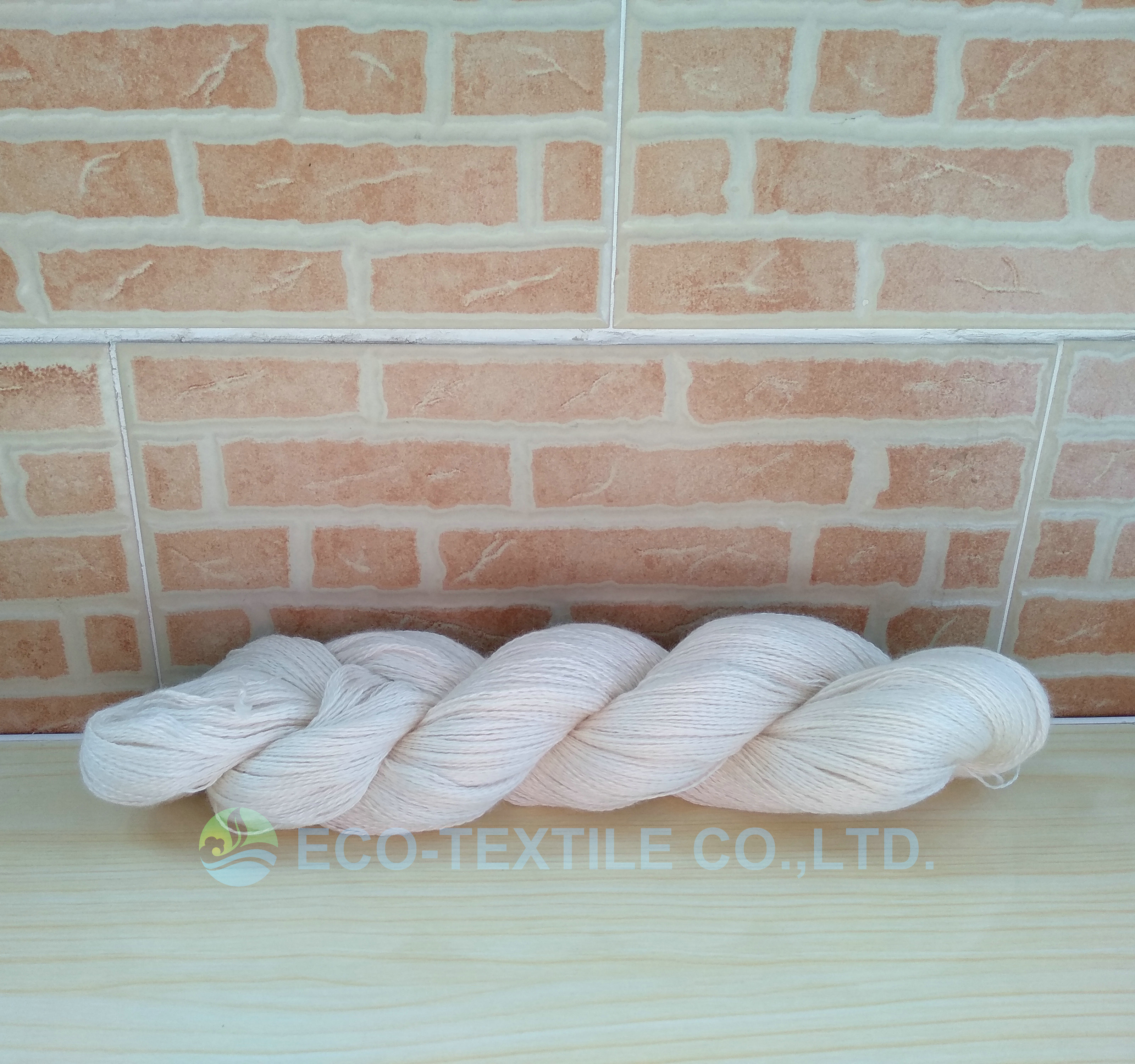 MULBERRY SILK/CASHMERE BLENDED HANDCRAFT YARN